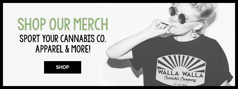 Shop Cannabis Co Merchandise
